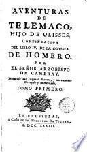 Aventures de Telemaco hijo de Ulisses