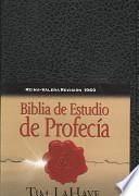 Biblia De Estudio De Profecia / Prophecy Study Bible