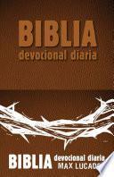 Biblia Devocional Diaria - Marrón