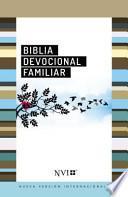 Biblia Devocional Familiar NVI