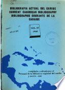 Bibliografía actual del Caribe