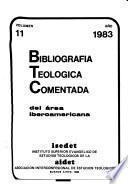 Bibliografía teológica comentada del área iberoamericana