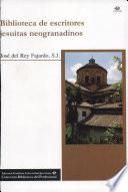 Biblioteca de escritores jesuitas neogranadinos