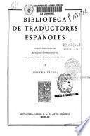 Biblioteca de traductores españoles