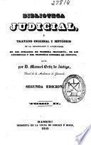Biblioteca judicial: (1840. 201, [3] p.)