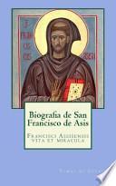 Biografia de San Francisco de Asis