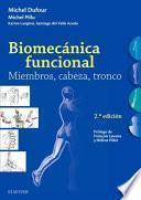Biomecánica funcional