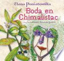 Boda en Chimalistac