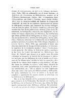 Boletín de Bibliotecas y Bibliografía
