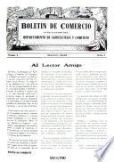 Boletín de Comercio