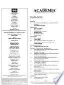 Boletín de la Academia de la Investigación Científica