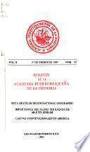 Boletín de la Academia Puertorriqueña de la Historia