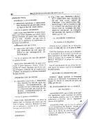 Boletín de la Cámara de diputados