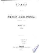 Boletín de la Institución Libre de Enseñanza