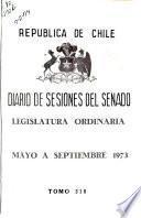 Boletín de las sesiones