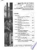 Boletín de lecturas sociales y económicas