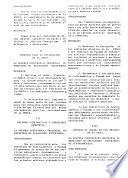 Boletín informativo ODECA
