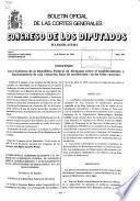 Boletin Oficial de las Cortes Generales. Serie C: Tratados y Convenios Internacionales