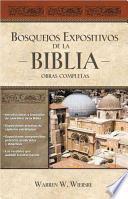 Bosquejos Expositivos de la Biblia-OS