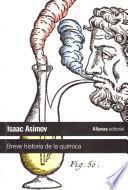 Breve historia de la química
