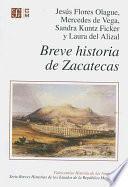 Breve historia de Zacatecas