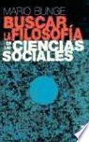 Buscar la filosofía en las ciencias sociales