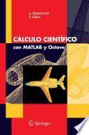 Cálculo Científico con MATLAB y Octave