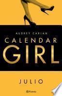 Calendar Girl Julio (Edición Colombiana)