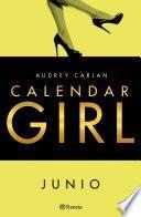 Calendar Girl. Junio