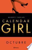 Calendar Girl. Octubre (Edición mexicana)
