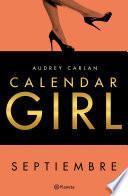 Calendar Girl Septiembre (Edición Colombiana)