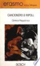 Cancionero de Ripoll (anónimo)
