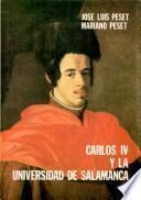 Carlos IV y la Universidad de Salamanca