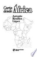 Carta desde Africa