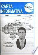Carta informativa SIECA.