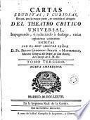 Cartas eruditas y curiosas, 3