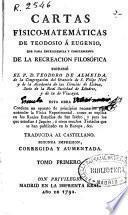 Cartas físico matemáticas de Teodosio a Eugenio
