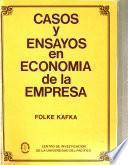 Casos y ensayos en economía de la empresa