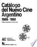 Catálogo del nuevo cine argentino