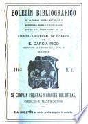 Catálogo general de las obras de lance