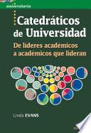 Catedráticos de Universidad