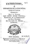 Cathecismo, ó Exposicion de la doctrina christiana