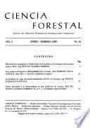 Ciencia forestal