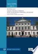 Ciencias criminales en Alemania desde una perspectiva comparada e internacional