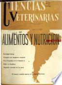 Ciencias veterinarias y alimentos y nutrición animal