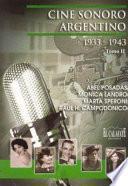 Cine sonoro argentino: 1933-1943