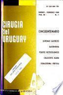 Cirugia del Uruguay