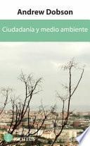 Ciudadanía y medio ambiente