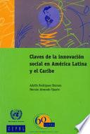 Claves de la innovación social en América Latina y el Caribe