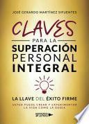 Claves para la Superación Personal Integral